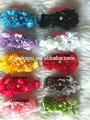Beautiful baby headband flor, meninas acessórios para cabelo tiara wholeasale