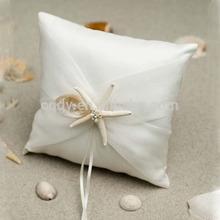 Ocean Theme Starfish Wedding ring pillow/wedding gift