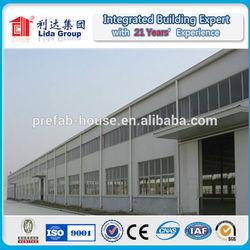 low price of prefabricate steel metal house