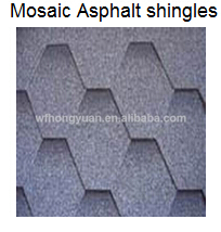 mosaic asphalt roofing shingles/roofing material