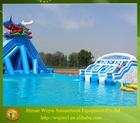 Used water park slide for adults