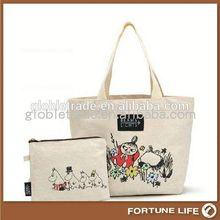Cotton gift bag organza tote bag FL-CB03964