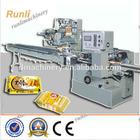 automatic high speed cake packing machine