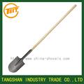herramientas de la granja de la agricultura de largo mango de madera pala pala