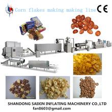 saixin corn filled food making line