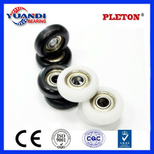 top quality stainless steel shower door bearing with nylon cage made in china