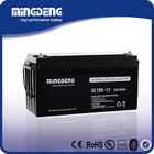 MINGDENG top quality gel lead acid 150ah dry cell solar battery