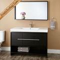 vanités de salle de bains armoires et cabinet de bain moderne