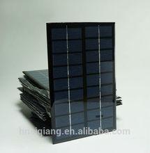 China manufacturer good quality 260x180mm 6v 5w cheap poly/mono mini solar panel for solar toys/ led light