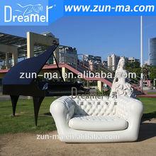 Lounge football inflatable sofa/ air chair