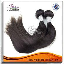 Natural Color Silky Shiny Hair Peruvian Virgin Hair