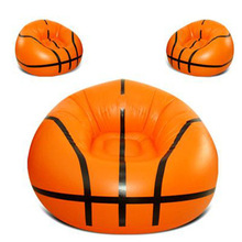 cheap new style Inflatable Basketball Sofa for Children