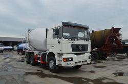 8CBM Xcqc/Sxqc 6*4 concrete pump truck