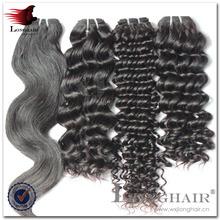 Weave hair companies natural silky straight raw human virgin brazilian hair bundles