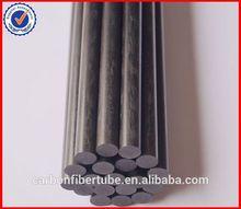 100% real carbon fiber material, round solid carbon fiber rod 1mm-51mm