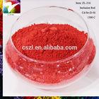 Raw material of Dark ed inclusion ZL--218 for ceramic ware