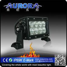 Auto Lighting System 4inch led light bar 4x4 led off road light