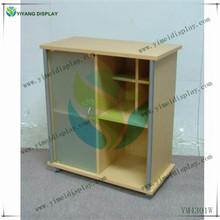 home bar furniture bar cabinet wood wine cabinet modern display cabinet YM4301W
