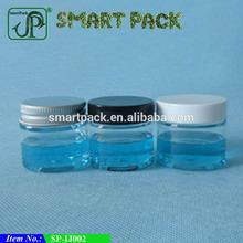 Várias tamanho suave forrado tampa de plástico para Jar