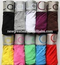 Sexy Men's Underwear Boxers Short soft Underwear Shorts M L XL XXL Mix Colors New 2014 High Quality wholesale price