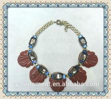 Fashion imitation stone choker jewelry imitation jewelry