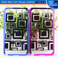 Electroplating PC Hard Case Back Cover for samsung, for note 3 Electroplating PC Hard Cover