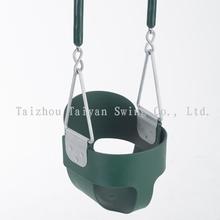 Garden Bucket Toddler Swing & Chain
