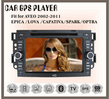 Fit for chevrolet captiva lova spark epica optra 2006-2011 car multimedia player with gps
