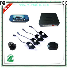 Car video parking sensor system with back sensor and camera(CE,RoHS)