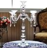 wedding decoration crystal candelabra