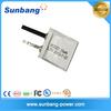 052323 ultrathin 3.7V 15mAh li-polymer battery with best price