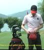 Helix nylon Golf Ball Bag/Ball Holder Bag