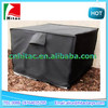 outdoor UV protected waterproof machine cover&furniture cover with vents