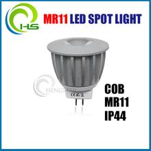 cob led mr11 GLASS 10SMD 5050 LED MR11 IP44 MINI SPOT LIGHT, cob dimmable mr11 led spots