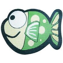 eco friendly printed soft decorative anti slip kids cartoon rug