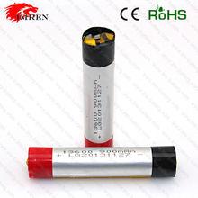 LG 13600 3.7V battery LG 13600 900mAh 3.7V li-ion e-cigarette rechargeable battery