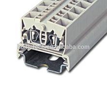 AK series high reliablity spring cage AK2.5PP Dinkle din rail connectors