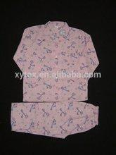 100% cotton pajamas