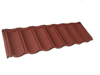 Colourful stone coated steel roof tile Roofing materials