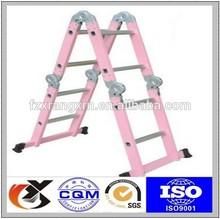 super ladder/Aluminum Multi-purpose folding scaffold ladder