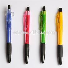 hot sell children likable fruit plastic ball pen