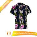 2014 nuevo diseño para los hombres camisa de hawai hawai disfraces