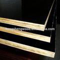 4 * 8 chino negro / brown / rojo película hizo frente a la madera contrachapada para construcción