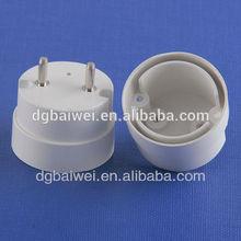 T5,T8,T10,T12 LED lamp end caps