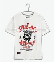 100%cotton t-shirt manufacturer cheap plain brand advertising t-shirt