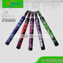 Alibaba express e hookah wholesale 500 puffs disposable e hookah pen