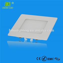 zhong shan factory export 48w led panel light 595*595mm super thin 12.5mm