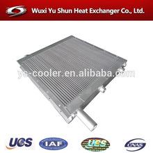 hs 84189910000 custom made aluminum heavy equipment radiators