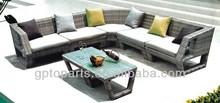 2014 NEW DESIGN garden furniture rattan sofa set outdoor Furniture wicker furniture WICKER SOFA FOR SALE