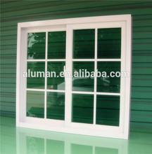 New promotion double glazing thermal broken sliding window